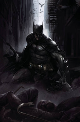 BATMAN #85 FRANCESCO MATTINA CARD STOCK VARIANT 12/18/19 FOC 11/25/19