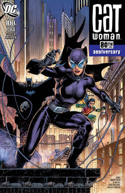 CATWOMAN 80TH ANNIV 100 PAGE SUPER SPECT #1 2000S JIM LEE 04/15/20