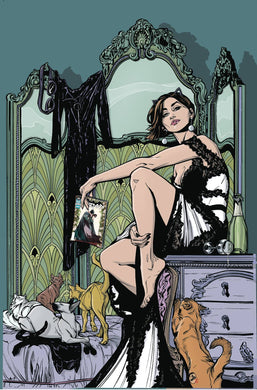 CATWOMAN #1 FOC 06/11 (ADVANCE ORDER)