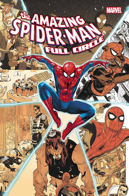 AMAZING SPIDER-MAN FULL CIRCLE #1 10/23/19 FOC 09/30/19