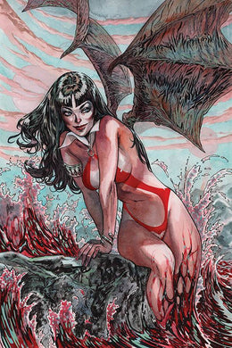VAMPIRELLA #11 1:40 MARCH VIRGIN VARIANT