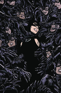 CATWOMAN #2 FOC 07/09 RELEASE DATE 08/01