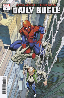 AMAZING SPIDER-MAN DAILY BUGLE #1 (OF 5) LUBERA VARIANT 01/29/20 FOC 01/06/20