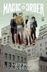 MAGIC ORDER #1 (OF 6) CVR A COIPEL (MR) 06/13