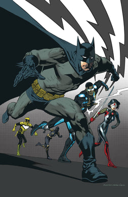 BATMAN AND THE OUTSIDERS #5 VAR ED YOTV 09/11/19 FOC 08/19/19
