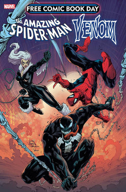 FCBD 2020 SPIDER-MAN VENOM #1 FREE WITH EVERY ORDER (MUST BE ADDED TO CART) 07/22/20