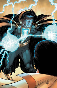 BLACK ADAM YEAR OF THE VILLAIN #1 10/23/19 FOC 09/30/19