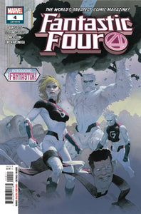 "FANTASTIC FOUR #4 ""THE FANTASTIX"" FIRST APPEARANCE FOC 12/12/18"