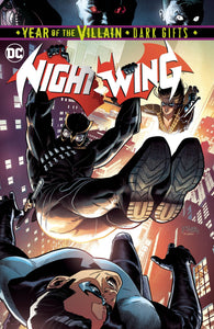 NIGHTWING #63 YOTV DARK GIFTS 08/21/19 FOC 07/29/19
