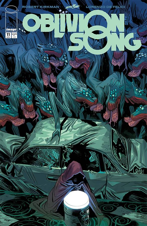 OBLIVION SONG BY KIRKMAN & DE FELICI #11 01/09/19