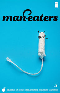 MAN-EATERS #2 FOC 10/08