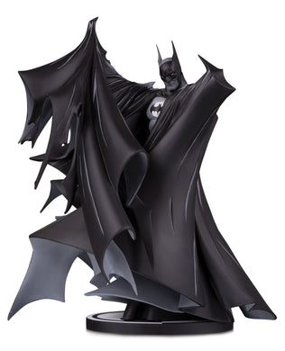 BATMAN BLACK & WHITE DLX STATUE BY TODD MCFARLANE