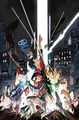 ADVENTURES OF THE SUPER SONS #1 (OF 12) FOC 07/09