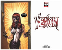 VENOM #1 GRANOV, MJ VENOM BUBBLE WORD &  TRUE VIRGIN CONVENTION EXCLUSIVE SET (3 COVER SET)