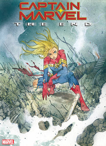 CAPTAIN MARVEL THE END #1 MOMOKO VARIANT 01/29/20 FOC 01/06/20