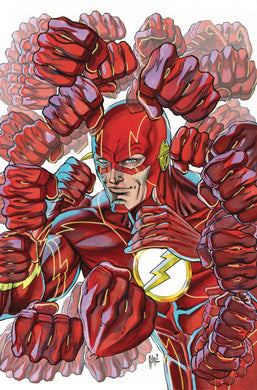 FLASH #83 GUILLEM MARCH VARIANT 11/27/19 FOC 11/04/19