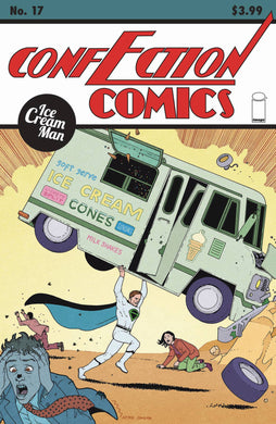 ICE CREAM MAN #17 ACTION COMICS #1 HOMAGE 01/29/20 FOC 01/06/20