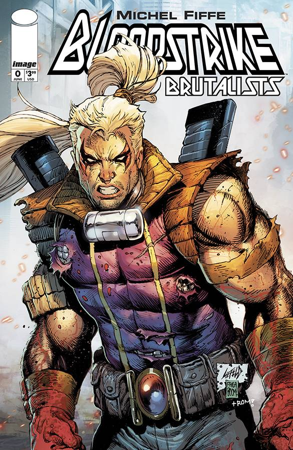 BLOODSTRIKE #0 CVR B LIEFELD (MR) 10% OFF