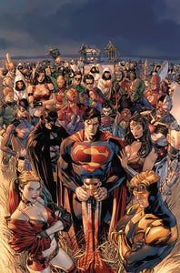 HEROES IN CRISIS #1 (OF 7) FOC 09/03
