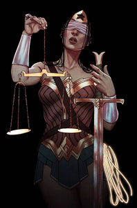WONDER WOMAN #51 JENNY FRISON VARIANT FOC 07/02 (ADVANCE ORDER)