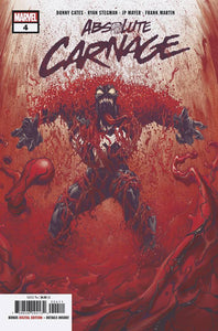 ABSOLUTE CARNAGE #4 (OF 5) 10/16/19 FOC 09/23/19
