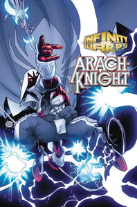 INFINITY WARS ARACHKNIGHT #1 (OF 2) KUBERT CONNECTING VAR FOC 10/01