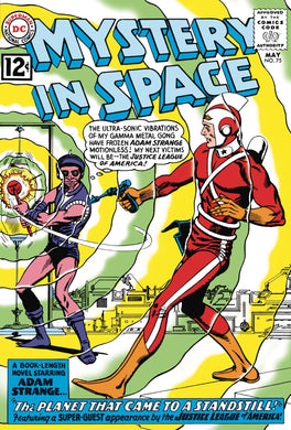 MYSTERY IN SPACE #75 FACSIMILE EDITION 2/10/20 FOC 03/04/20