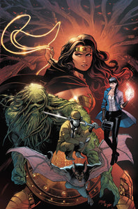 JUSTICE LEAGUE DARK #1 FOC 07/02 (ADVANCE ORDER) 07/25