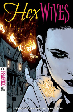 HEX WIVES #1 (MR) FOC 10/08/18