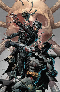 BATMAN WHO LAUGHS #7 FINCH VARIANT 09/11/19 FOC 07/08/19