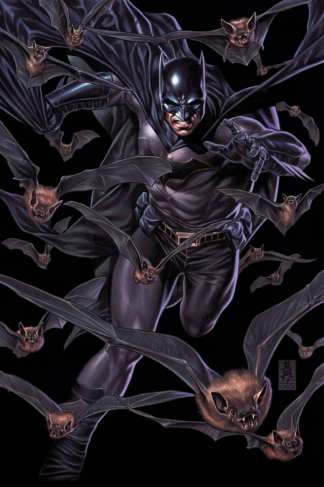 DETECTIVE COMICS #985 MARK BROOKS VARIANT FOC 07/02 (ADVANCE ORDER) 07/25