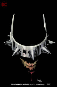 BATMAN WHO LAUGHS #1 GREG CAPULLO VARIANT  1/02/19