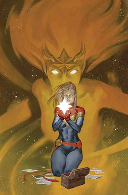 LIFE OF CAPTAIN MARVEL #4 (OF 5) FOC 09/24