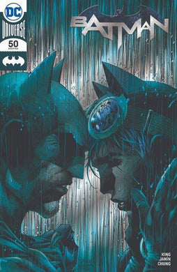 BATMAN #50 SDCC 2018 EXCLUSIVE FOIL COVER