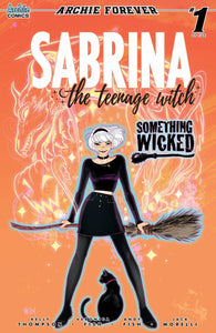 SABRINA SOMETHING WICKED #1 (OF 5) CVR A FISH 04/01/20