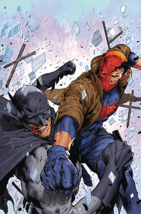 RED HOOD AND THE OUTLAWS #25 FOC 07/16