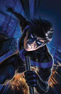 NIGHTWING #60 WARREN LOUW VARIANT 05/15/19 FOC 04/22/19