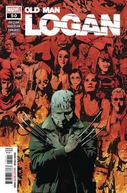 OLD MAN LOGAN #50 LAST ISSUE FOC 10/08/18