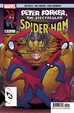 SPIDER-HAM #5 (OF 5) HOMAGE COVER 06/24/20