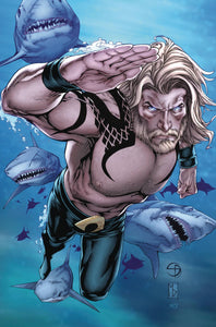 AQUAMAN #54 CARD STOCK VAR ED YOTV  11/20/19 FOC 09/09/19