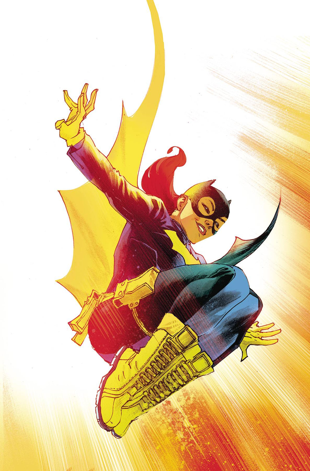 BATGIRL #25 FOC 07/02 (ADVANCE ORDER)