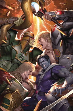 HE MAN AND THE MASTERS OF THE MULTIVERSE #3 (OF 6) 01/15/20 FOC 12/16/19