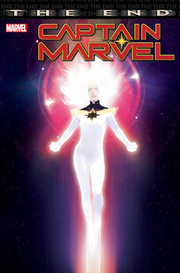 CAPTAIN MARVEL THE END #1 01/29/20 FOC 01/06/20