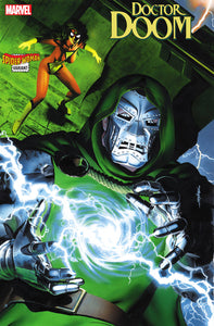 DOCTOR DOOM #6 MAYHEW SPIDER-WOMAN VARIANT 03/04/20