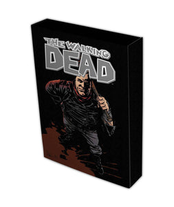 WALKING DEAD COMIC STOR-FOLIO NEGAN