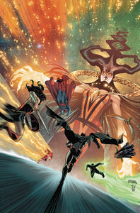 JUSTICE LEAGUE #27  07/03/19 FOC 06/10/19