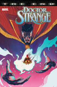 DOCTOR STRANGE THE END #1 ANDRADE VARIANT 01/29/20 FOC 01/06/20