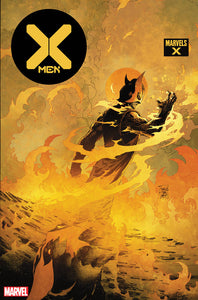 X-MEN #6 TAN MARVELS X VARIANT 02/12/20 FOC 01/20/20