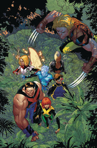 X-MEN BLUE #29 FOC 05/21 (ADVANCE ORDERS)