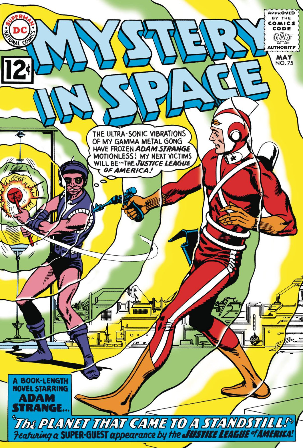 MYSTERY IN SPACE #75 FACSIMILE EDITION 03/04/20